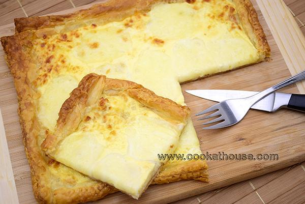 бяла пица