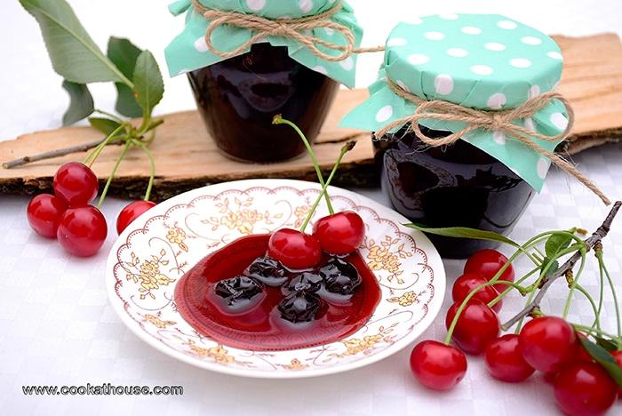 сладко от вишни