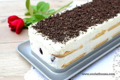 черешова торта