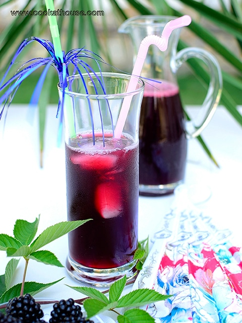 домашен сок