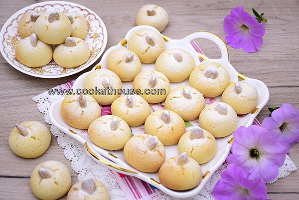 маслени бадемови сладки