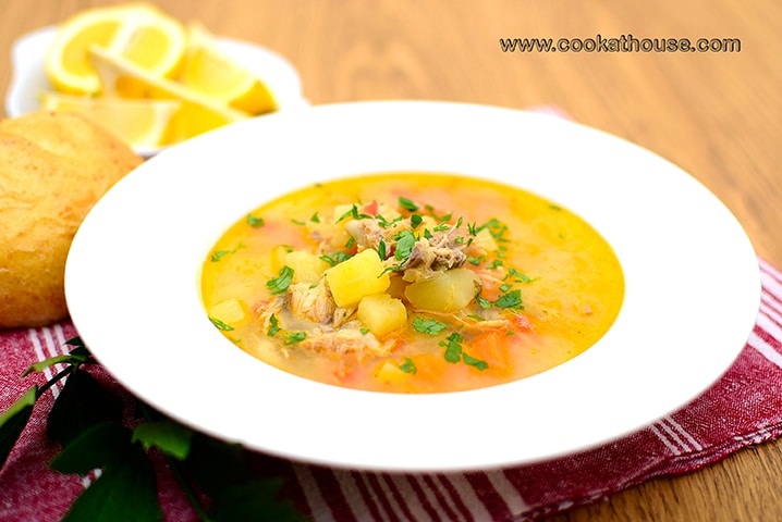 ароматна супа