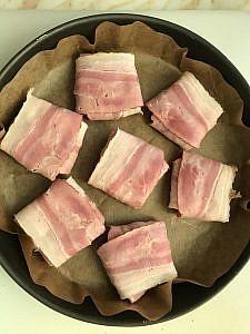 картофени кюфтета с бекон