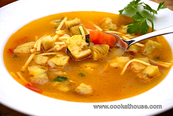 вкусна супа