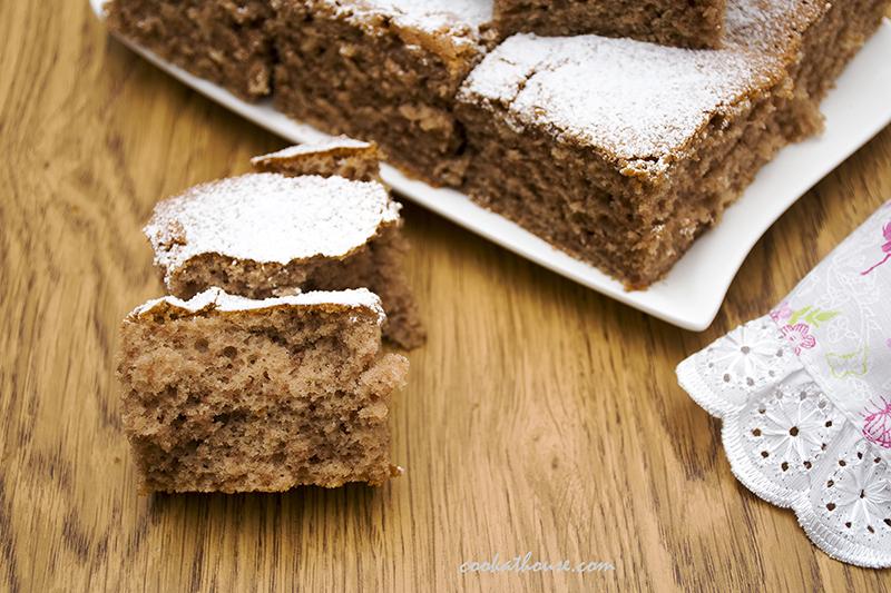 газиран кекс