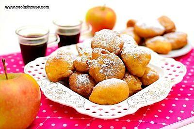 ябълкови бухтички