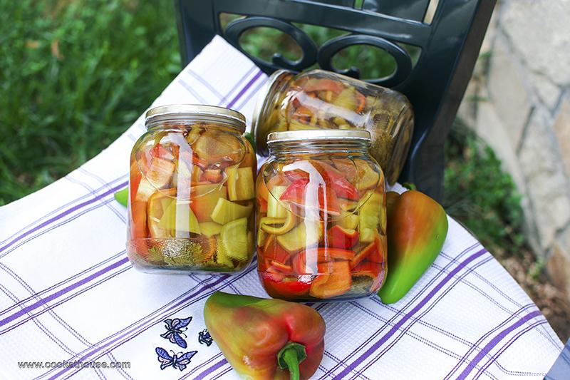мариновани пиперки