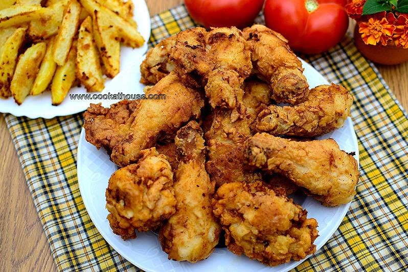 пържено пиле