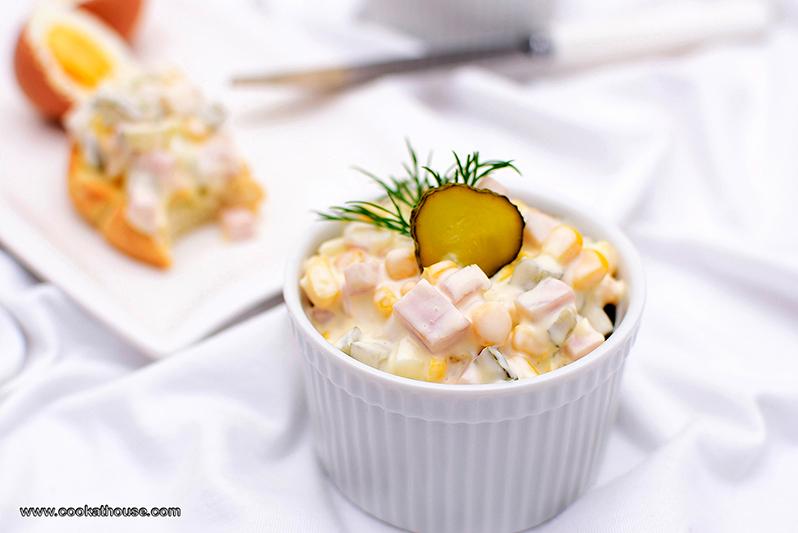 яйчена салата