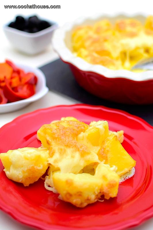 сметанови картофи